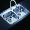 Stainless Steel Sinks – AFUR3121TE