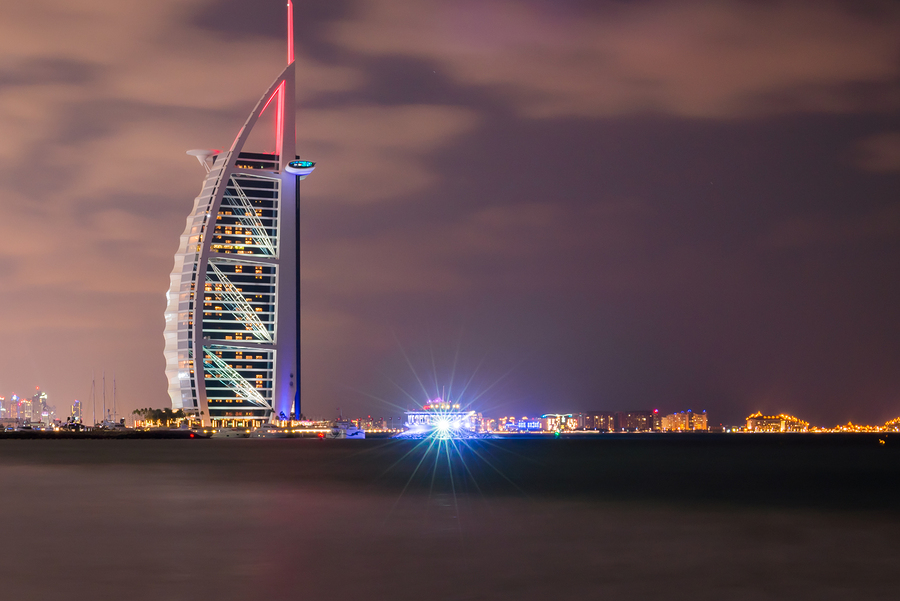 bigstock-Burj-Al-Arab-And-Marina-At-The-129710615