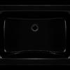 PUG3191BL Undermount Rectangular Glass Sink
