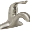 107-BN Single Handle Bathroom Faucet