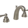 607-BN Brushed Nickel Wide Spread Lavatory Faucet